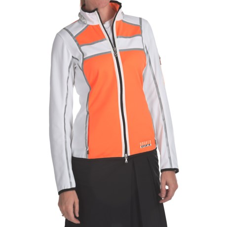 Bogner Noi Golf Jacket - Soft Shell (For Women)