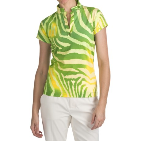 Bogner Adele Golf Polo Shirt - Short Sleeve (For Women)