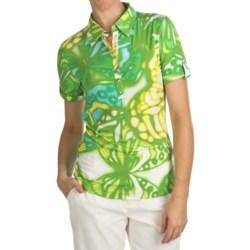 Bogner Patty Golf Polo Shirt - Short Sleeve (For Women)