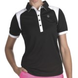 Bogner Vivica Golf Polo Shirt - Short Sleeve (For Women)