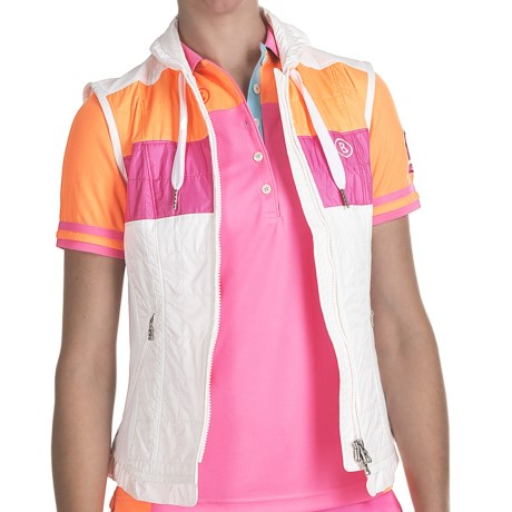 Bogner Annie Golf Vest (For Women)