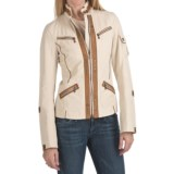 Bogner Nova-G Golf Jacket - Cotton Gabardine (For Women)