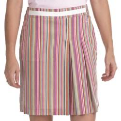 Bogner Marina Cotton Rich Golf Skort (For Women)