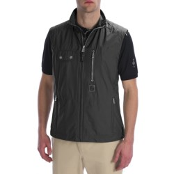 Bogner Logan Ripstop Golf Vest (For Men)