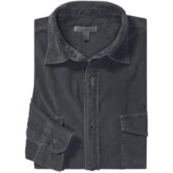 Martin Gordon Vintage Cord Shirt - Long Sleeve (For Men)