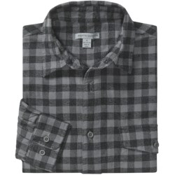 Martin Gordon Flannel Check Shirt - Long Sleeve (For Men)