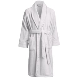 Chortex Micro-Cotton Robe - Long Sleeve (For Men and Women)