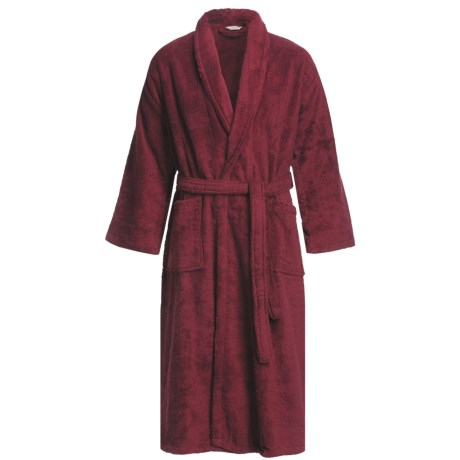 Plush Robe by Chortex From England - Long Sleeve (For Men and Women)