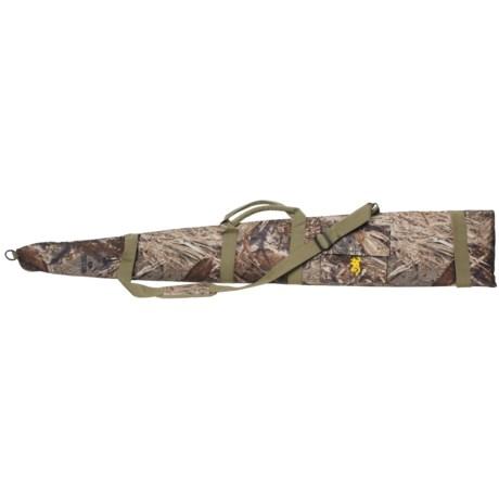 """Browning Bear River Floater Flexible Gun Case - 52"""""""