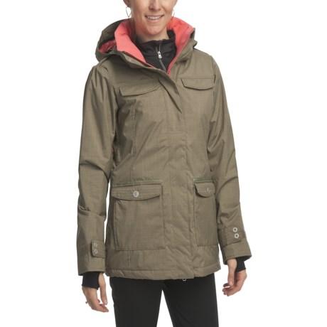 Roxy Wild Jacket - Insulated (For Women)