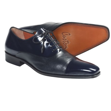 Mezlan Hillegas Oxford Shoes - Leather (For Men)