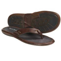Bacco Bucci Sculley Sandals - Leather, Flip-Flops (For Men)