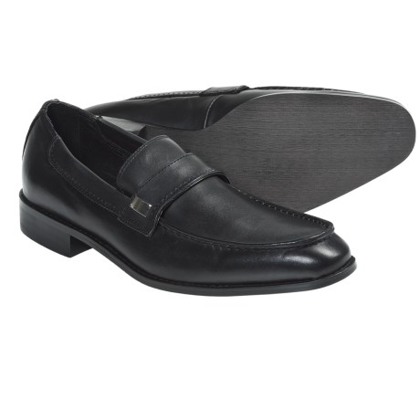 Bacco Bucci Kruthers Shoes - Leather, Slip-Ons (For Men)