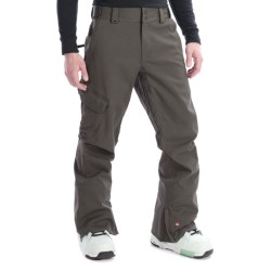 Quiksilver Mix Up Shell Snow Pants (For Men)