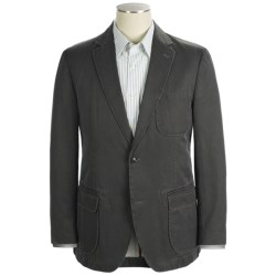 Kroon Garment-Washed Nailhead Sport Coat (For Men)