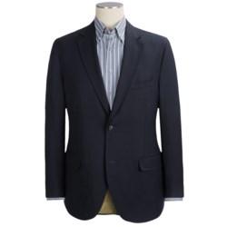 Kroon Extrafine Wool Sport Coat - Tonal Mini Check (For Men)