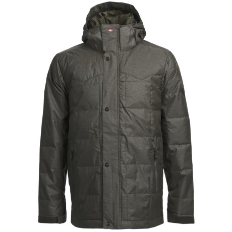 Quiksilver Caiman Down Jacket - 240 Fill Power (For Men)