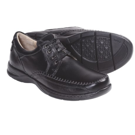 Florsheim Decatur Oxford Shoes - Leather, Moc Toe (For Men)
