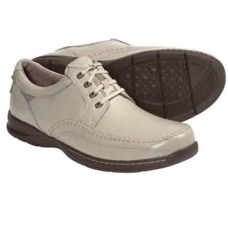 Florsheim Decatur Oxford Shoes - Leather, Moc Toe (For Men)