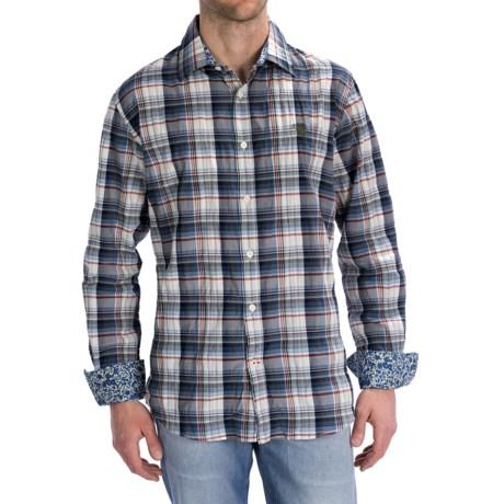 Bogner Fire + Ice Hannes Check Shirt - Long Sleeve (For Men)