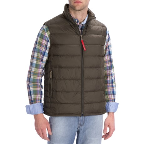 Bogner Fire + Ice Piet-D Down Vest - 600 Fill Power (For Men)