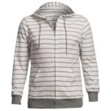 Horizontal Stripe Hoodie Sweatshirt (For Men)
