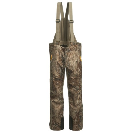 Browning Dirty Bird Vari-Tech Half Bib Overalls - Waterproof, Insulated (For Big Men)