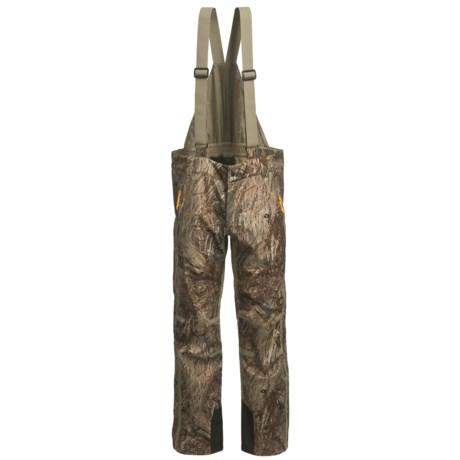 Browning Dirty Bird Vari-Tech Half Bib Overalls - Waterproof, Insulated (For Men)