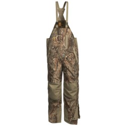 Browning Dirty Bird Bib Overalls - Waterproof, Insulated (For Big Men)