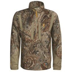 Browning Dirty Bird Soft Shell Pullover - Zip Neck (For Men)