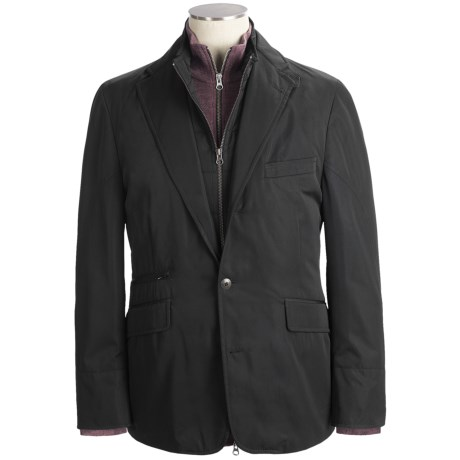 Kroon Insulated Sport Coat with Bib (For Men)