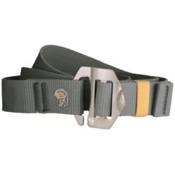 Mountain Hardwear Alloy Nut Belt (For Men and Women)