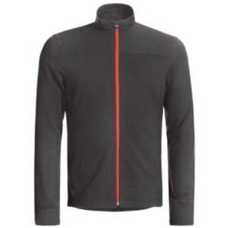 Icebreaker GT 260 Commute Cycling Jersey - Merino Wool, Long Sleeve (For Men)