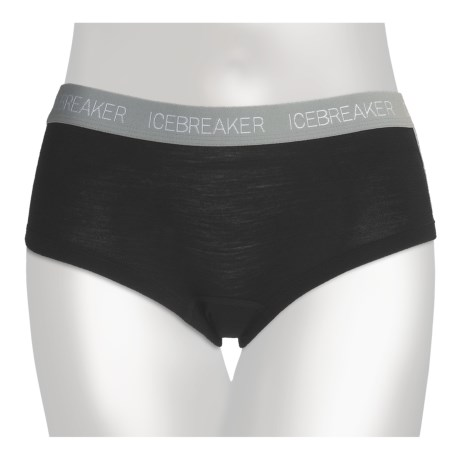 Icebreaker Nature 150 Sprite Hot Pants Underwear - Merino Wool (For Women)