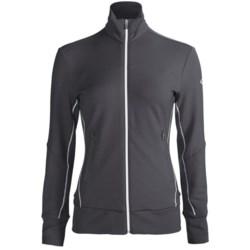 Icebreaker GT Run Swift Jacket - Merino Wool (For Women)