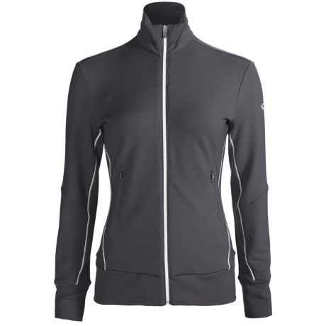Icebreaker GT Run Swift Jacket - Merino Wool (For Women)