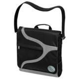 Greensmart Narwhal Recycled Messenger Bag