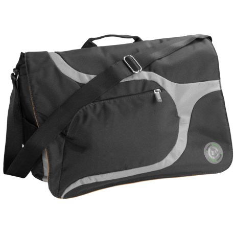 Greensmart Baringo Recycled Messenger Bag