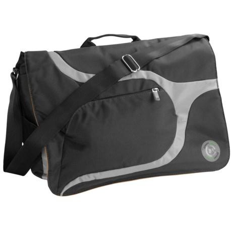 GreenSmart Greensmart Baringo Recycled Messenger Bag