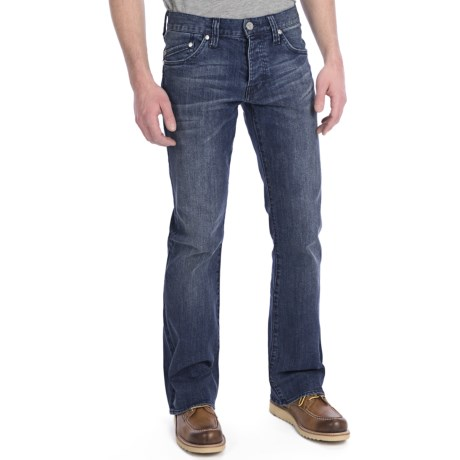 William Rast Ethan Bootcut Jeans (For Men)