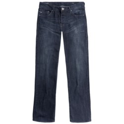 William Rast Luke Straight-Leg Denim Jeans - Button Fly (For Men)