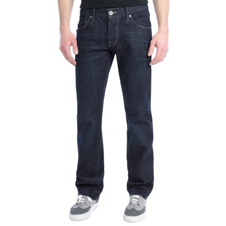 William Rast Logan Denim Jeans - Straight Leg (For Men)