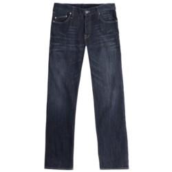 William Rast Isaac Denim Jeans - Relaxed, Straight Leg (For Men)