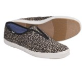 Keds Champion Animal Print Sneakers - Laceless (For Women)