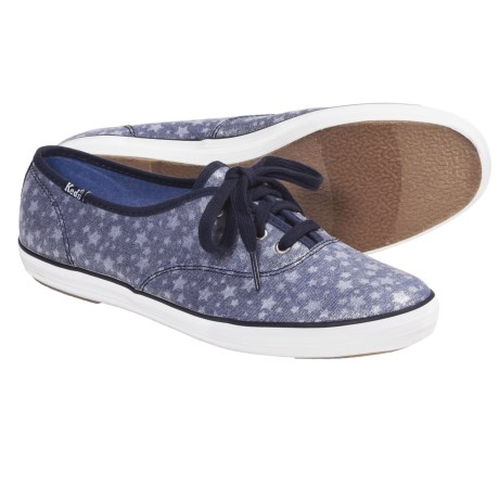 Keds Champion Stars Sneakers (For Women)