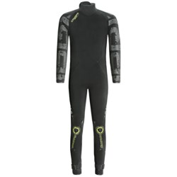 Camaro Ice Tec Semi-Dry Overall Surfing Wetsuit - 5/4mm (For Men)
