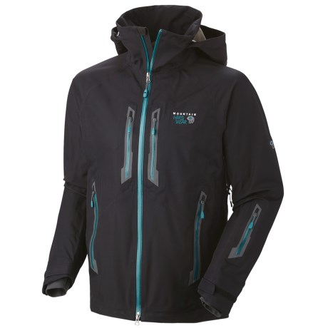 Mountain Hardwear Snowtastic Dry.Q® Elite Soft Shell Jacket - Waterproof (For Men)