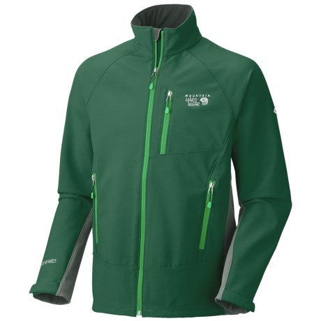 Mountain Hardwear G50 Soft Shell Jacket (For Men)