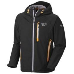 Mountain Hardwear Embolden Soft Shell Jacket (For Men)
