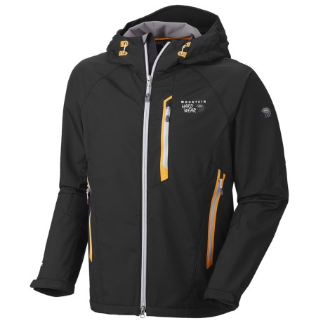 Mountain Hardwear Embolden Soft Shell Jacket (For Men)